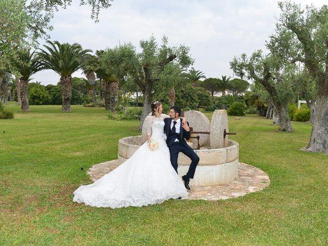 Il matrimonio di Mirko e Clarissa a Sava, Taranto 5