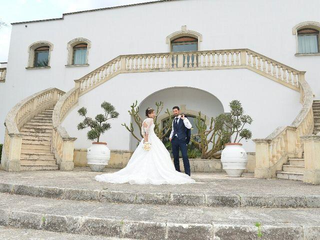 Il matrimonio di Mirko e Clarissa a Sava, Taranto 7