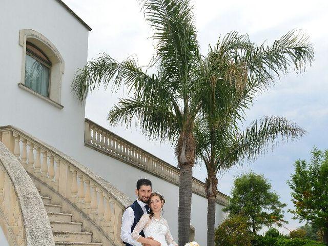 Il matrimonio di Mirko e Clarissa a Sava, Taranto 8