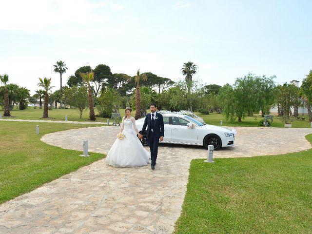 Il matrimonio di Mirko e Clarissa a Sava, Taranto 9