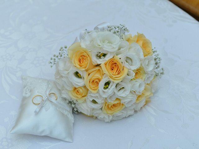 Il matrimonio di Mirko e Clarissa a Sava, Taranto 10