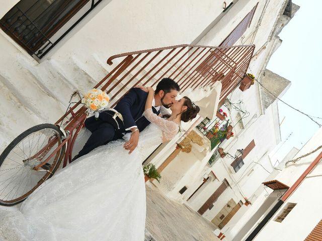 Il matrimonio di Mirko e Clarissa a Sava, Taranto 14