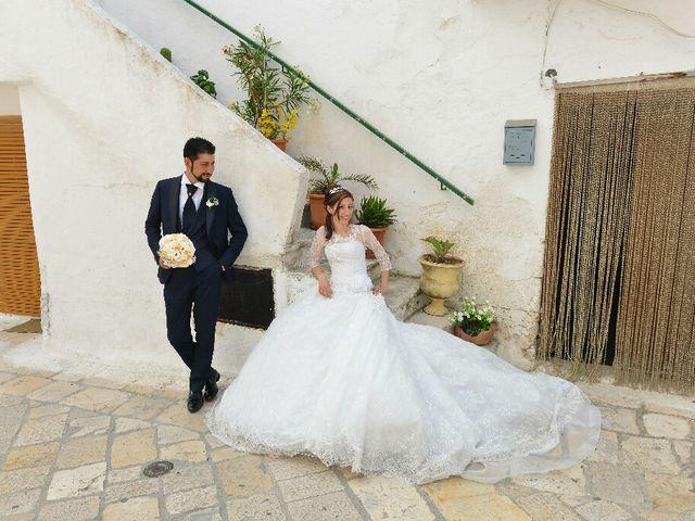 Il matrimonio di Mirko e Clarissa a Sava, Taranto 15