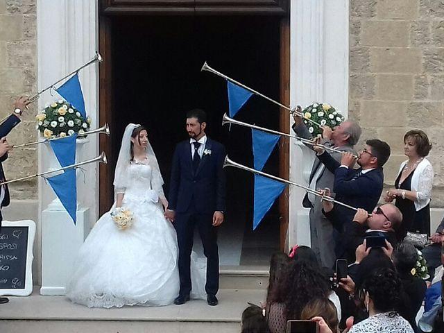 Il matrimonio di Mirko e Clarissa a Sava, Taranto 17