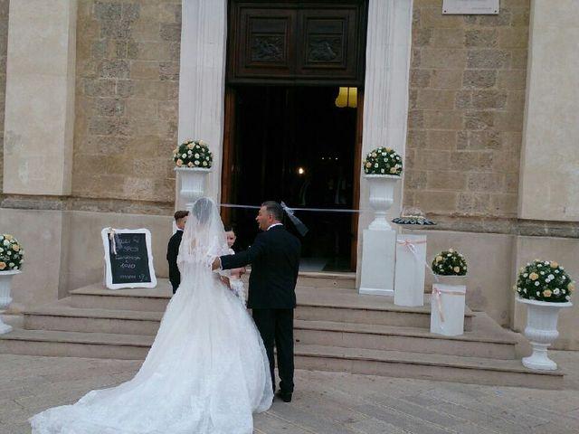 Il matrimonio di Mirko e Clarissa a Sava, Taranto 20