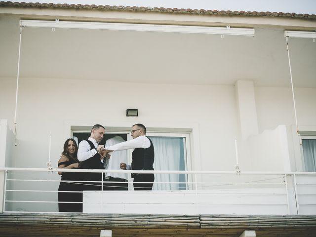 Il matrimonio di Antonio e Rosario a Napoli, Napoli 18