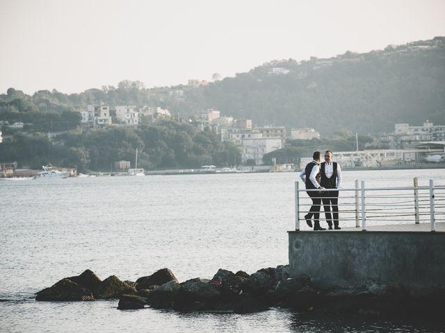 Il matrimonio di Antonio e Rosario a Napoli, Napoli 1