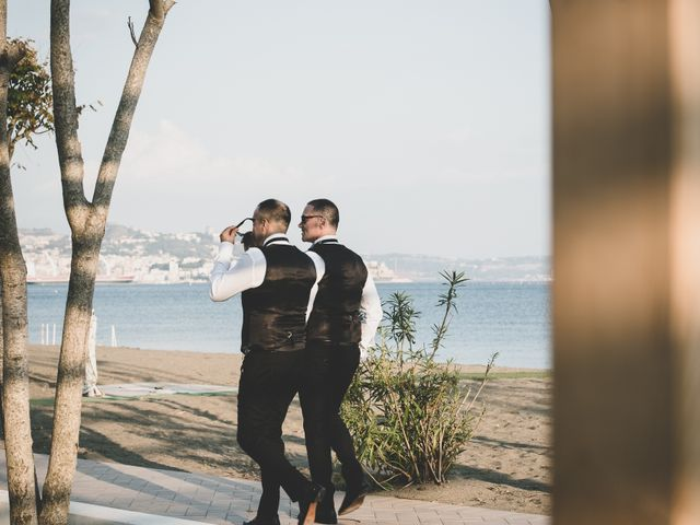 Il matrimonio di Antonio e Rosario a Napoli, Napoli 35