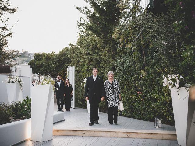 Il matrimonio di Antonio e Rosario a Napoli, Napoli 86