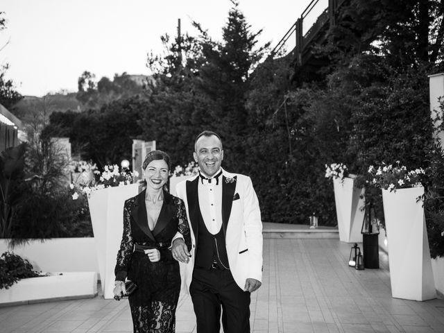 Il matrimonio di Antonio e Rosario a Napoli, Napoli 93