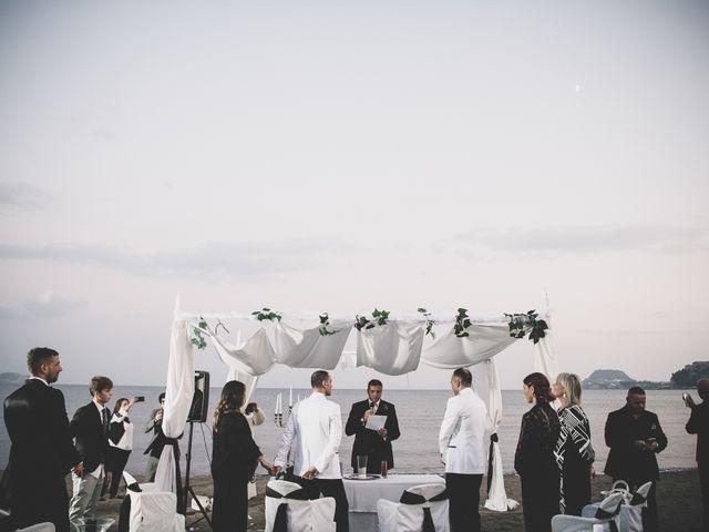Il matrimonio di Antonio e Rosario a Napoli, Napoli 109