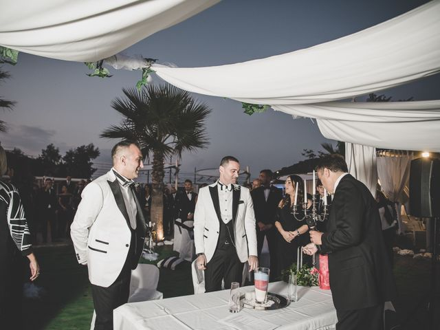 Il matrimonio di Antonio e Rosario a Napoli, Napoli 120