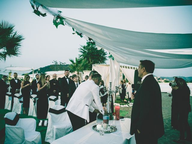 Il matrimonio di Antonio e Rosario a Napoli, Napoli 125