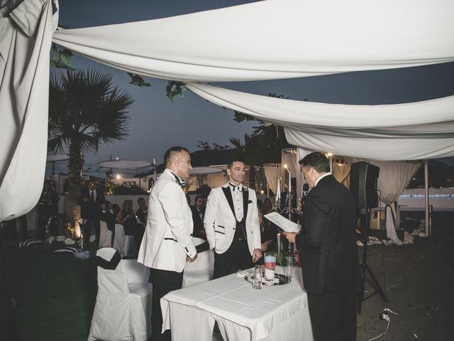 Il matrimonio di Antonio e Rosario a Napoli, Napoli 127