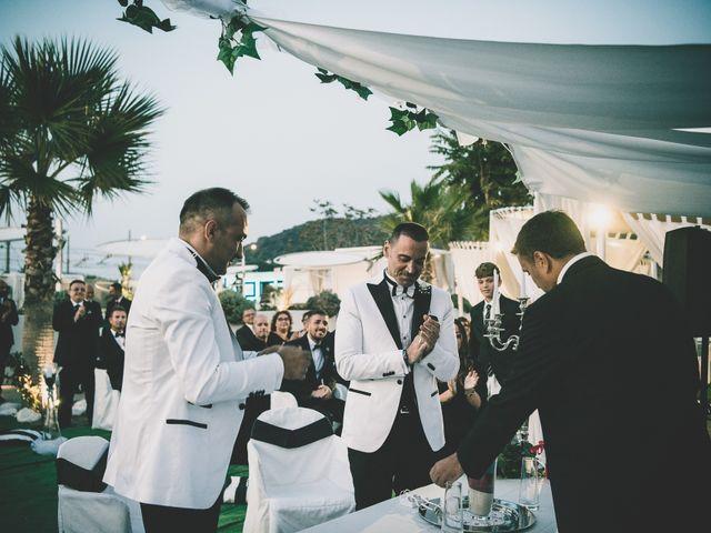 Il matrimonio di Antonio e Rosario a Napoli, Napoli 131