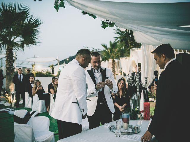 Il matrimonio di Antonio e Rosario a Napoli, Napoli 133