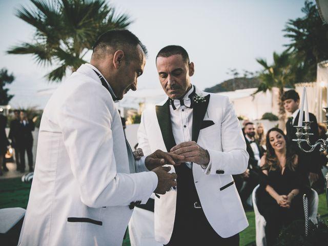Il matrimonio di Antonio e Rosario a Napoli, Napoli 135