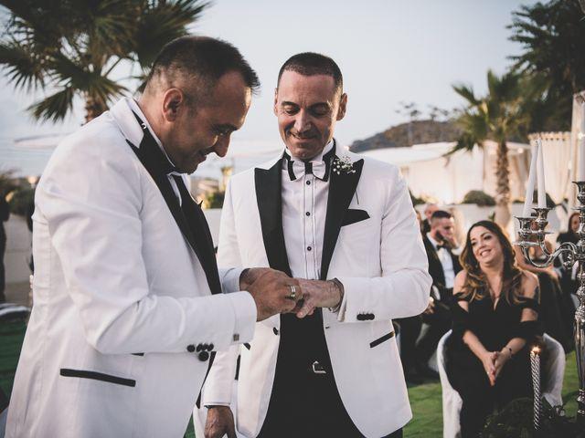 Il matrimonio di Antonio e Rosario a Napoli, Napoli 139