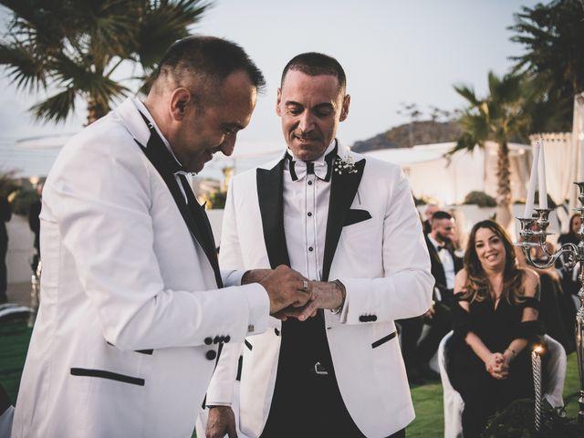 Il matrimonio di Antonio e Rosario a Napoli, Napoli 140