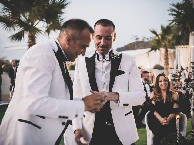 Il matrimonio di Antonio e Rosario a Napoli, Napoli 141