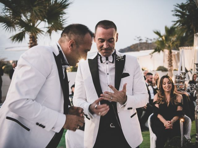 Il matrimonio di Antonio e Rosario a Napoli, Napoli 142