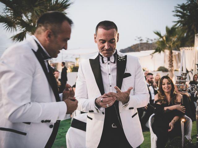 Il matrimonio di Antonio e Rosario a Napoli, Napoli 143