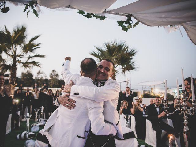 Il matrimonio di Antonio e Rosario a Napoli, Napoli 149