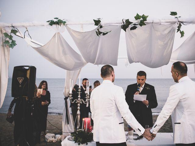 Il matrimonio di Antonio e Rosario a Napoli, Napoli 155