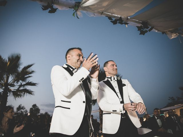Il matrimonio di Antonio e Rosario a Napoli, Napoli 166