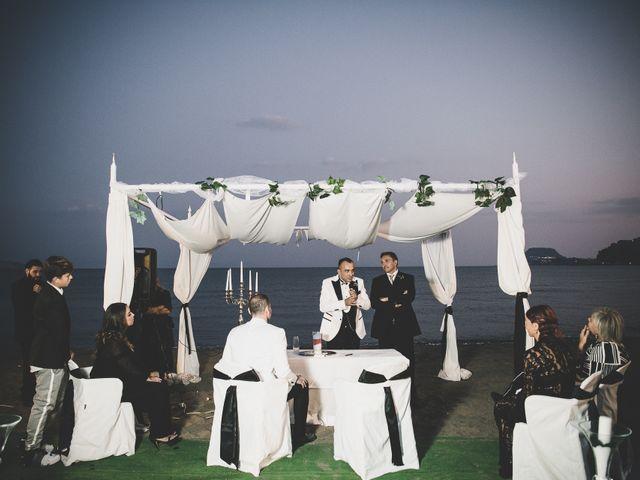 Il matrimonio di Antonio e Rosario a Napoli, Napoli 167