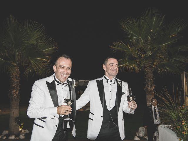 Il matrimonio di Antonio e Rosario a Napoli, Napoli 195