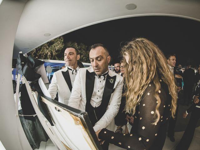Il matrimonio di Antonio e Rosario a Napoli, Napoli 200