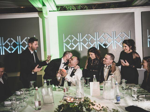 Il matrimonio di Antonio e Rosario a Napoli, Napoli 213