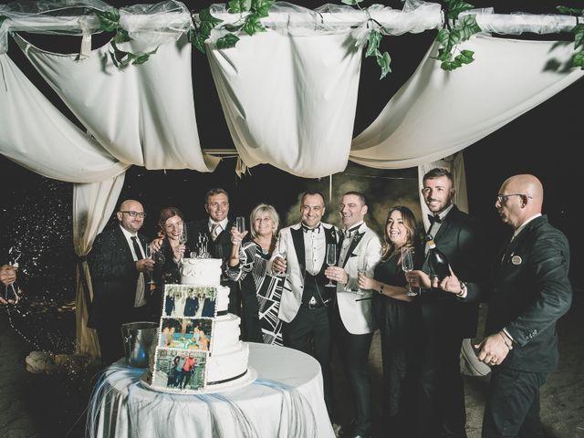 Il matrimonio di Antonio e Rosario a Napoli, Napoli 239