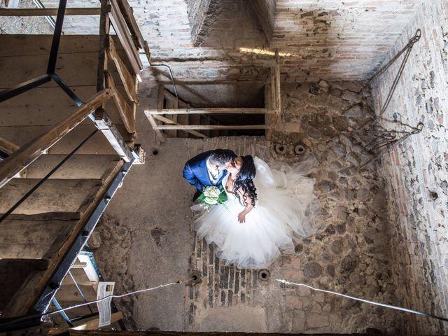 Il matrimonio di Alberto e Jasmine a Villafranca di Verona, Verona 1