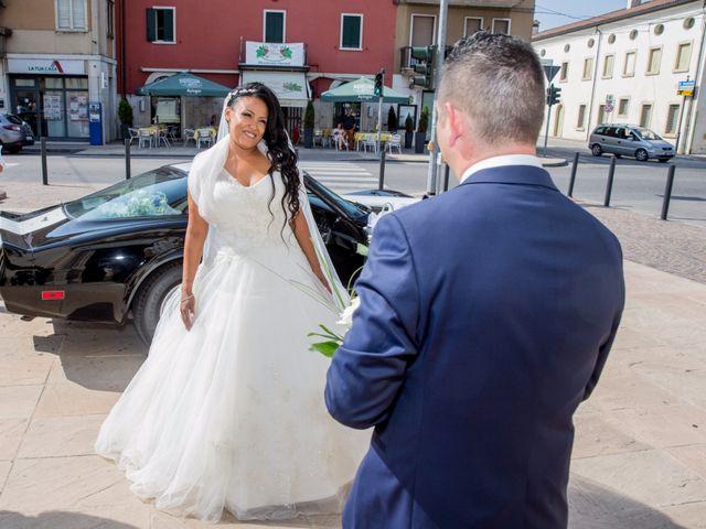 Il matrimonio di Alberto e Jasmine a Villafranca di Verona, Verona 15