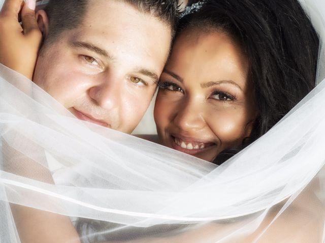Il matrimonio di Alberto e Jasmine a Villafranca di Verona, Verona 18