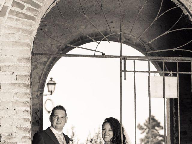 Il matrimonio di Alberto e Jasmine a Villafranca di Verona, Verona 20