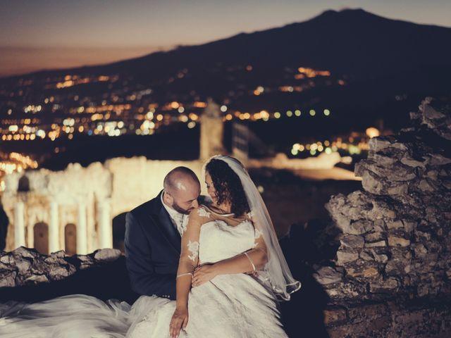 Il matrimonio di Rosario e Maria a Messina, Messina 4