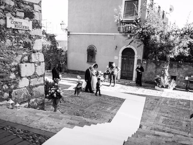 Il matrimonio di Rosario e Maria a Messina, Messina 24