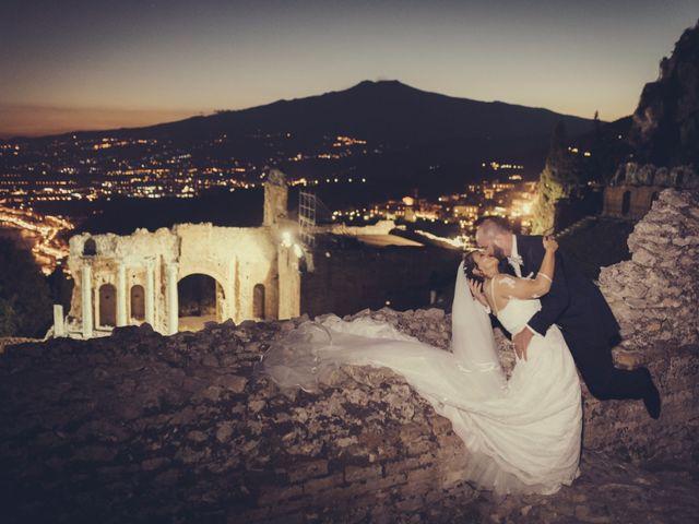 Il matrimonio di Rosario e Maria a Messina, Messina 39