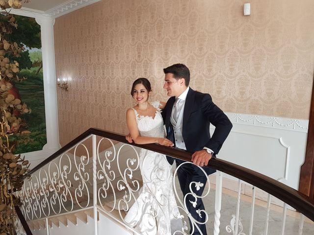 le nozze di Filomena  e Vincenzo
