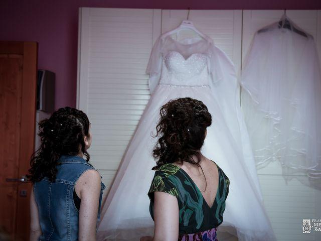Il matrimonio di Maurizio e Anna Maria a Ales, Oristano 5