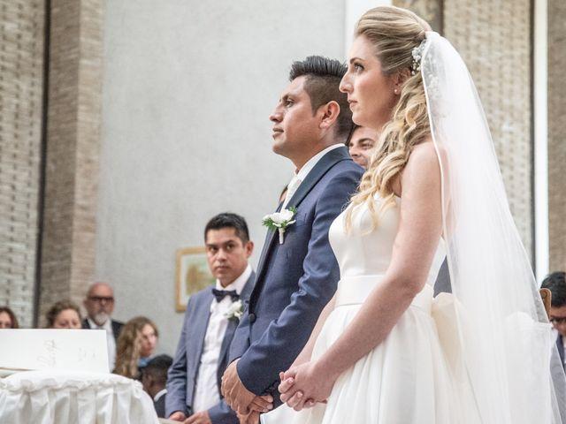 Il matrimonio di Roberto e Romina a Numana, Ancona 2