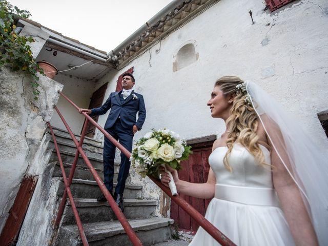 Il matrimonio di Roberto e Romina a Numana, Ancona 17