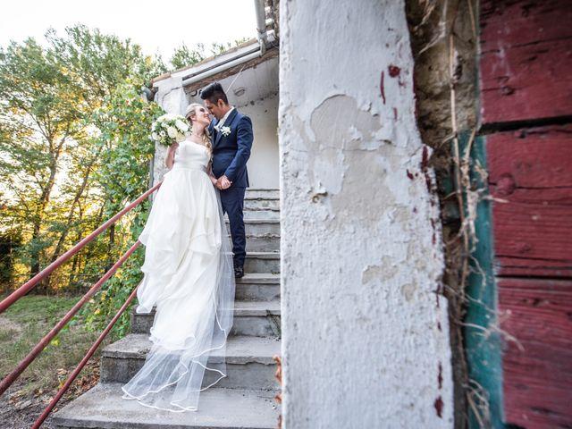 Il matrimonio di Roberto e Romina a Numana, Ancona 19