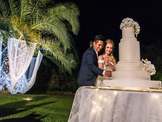Il matrimonio di Roberto e Romina a Numana, Ancona 38