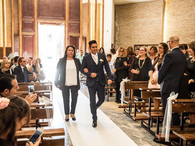 Il matrimonio di Roberto e Romina a Numana, Ancona 61