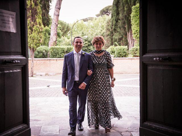 Il matrimonio di Federico e Federica a Roma, Roma 53