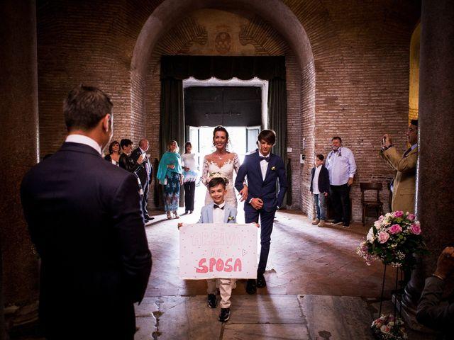 Il matrimonio di Federico e Federica a Roma, Roma 57
